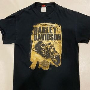 Harley Davidson Motorcycles Dublin Ireland Shirt
